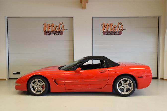 SÅLD! Chevrolet Corvette Convertible C5 1999