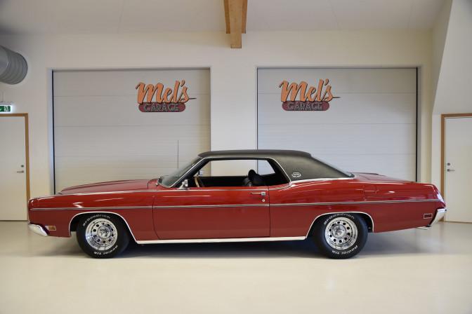 SÅLD! Ford LTD 2-dr ht Coupe 1970