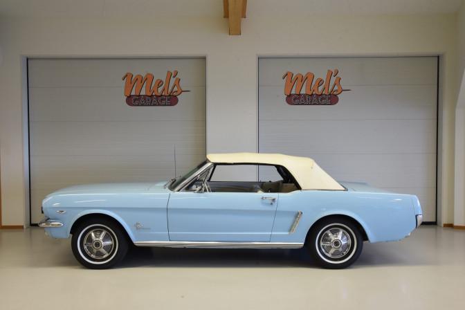 TILL SALU: Ford Mustang   Convertible 1964 ½