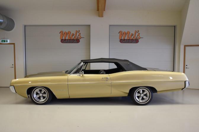 SÅLD! Pontiac Catalina Convertible 1967