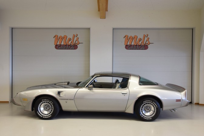 TILL SALU: Pontiac Firebird Trans Am 10th Anniversary Coupe 1979