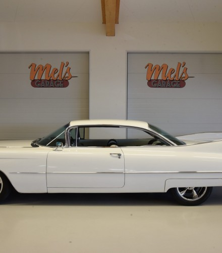 TILL SALU: Cadillac Deville 2-dr Coupe 1959
