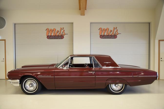 SÅLD! Ford Thunderbird 2-dr HT 1964