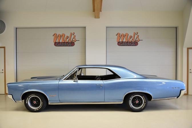 TILL SALU: Pontiac GTO 2-DR HT 1966