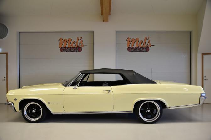 TILL SALU: Chevrolet Impala Convertible 1965