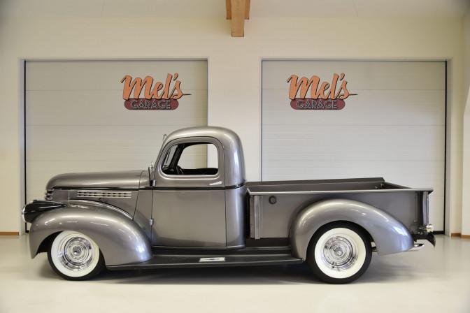 TILL SALU: Chevrolet ½ ton Pickup 1946