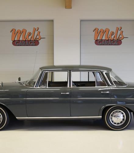 TILL SALU: Mercedes-Benz 220 SE B W111 1964
