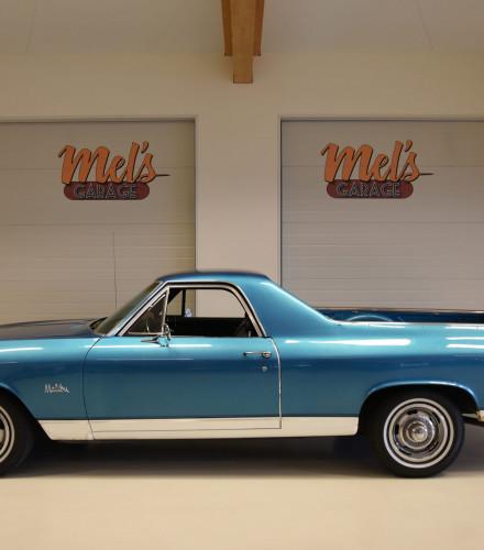 SÅLD! Chevrolet El Camino 1968