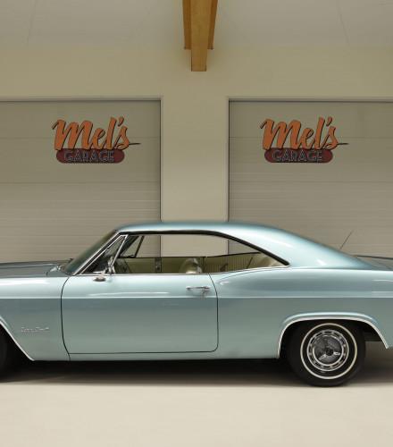TILL SALU: Chevrolet Impala SS BB 2-dr Sport Coupe 1965