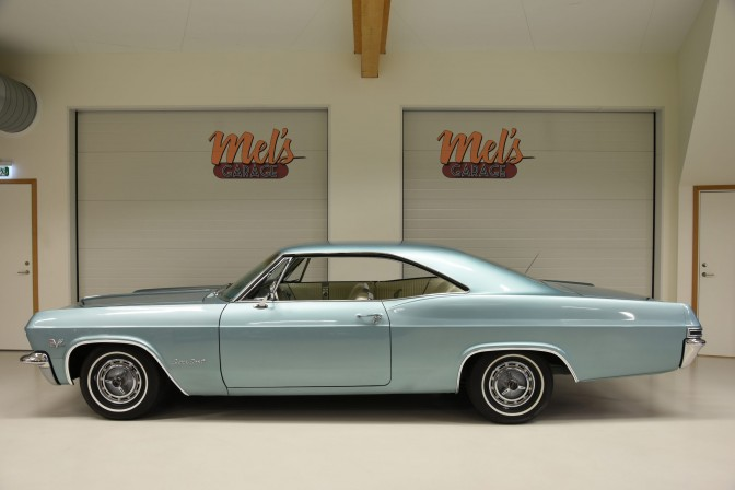 TILL SALU: Chevrolet Impala SS BB 2-dr Sport Coupe 1965