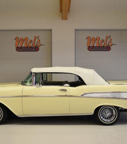 TILL SALU: Chevrolet  Bel Air Convertible 1957