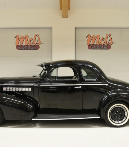 TILL SALU: Buick Special Serie 40 Business Coupe 1937