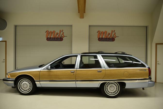 SÅLD! Buick Roadmaster Limited Estate Wagon 1995