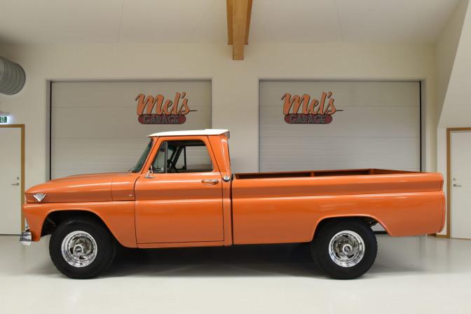SÅLD! GMC 1500 2WD Pickup 1964
