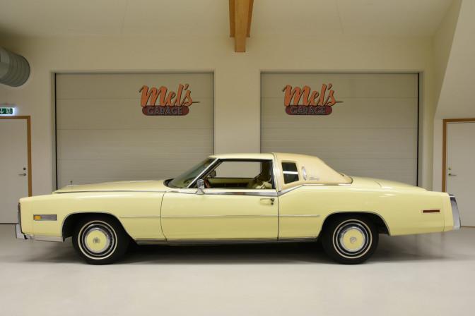 TILL SALU: Cadillac Eldorado Coupe Biarritz 1978