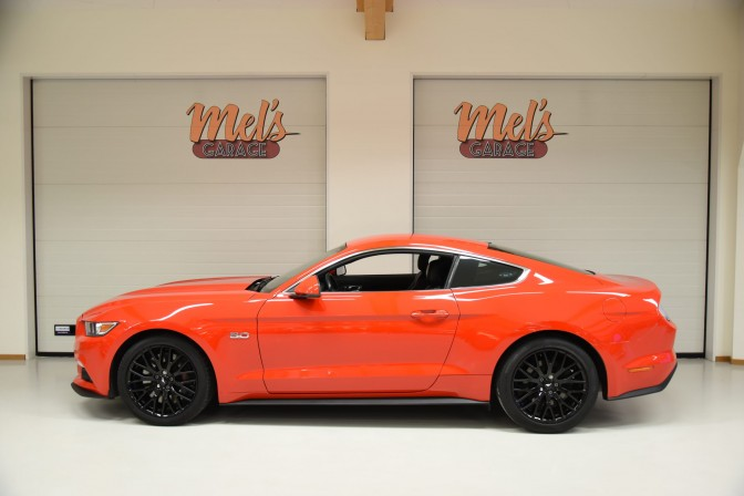 TILL SALU: Ford Mustang GT Coupe 2016
