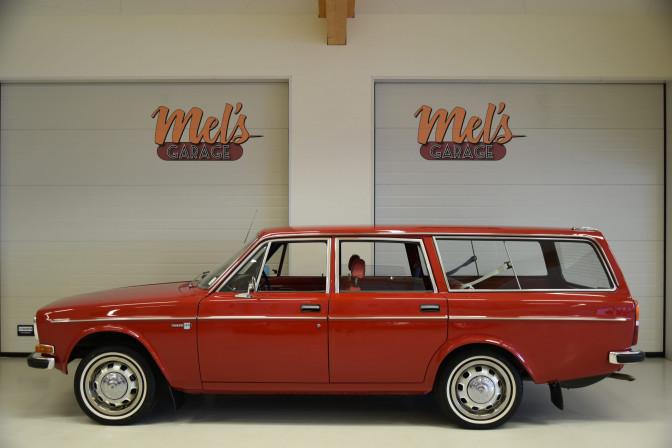 SÅLD! Volvo 145 De Luxe 1972