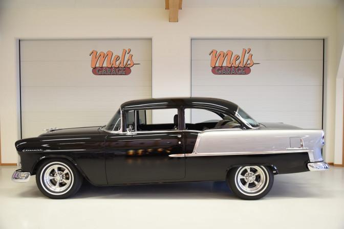 SÅLD! Chevrolet 210 2-dr Sedan 1955