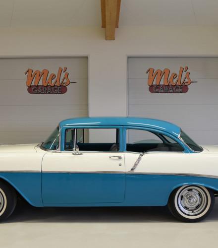 TILL SALU: Chevrolet 210 2-dr Sedan 1956