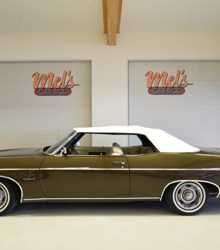 TILL SALU: Chevrolet Impala Convertible 1969