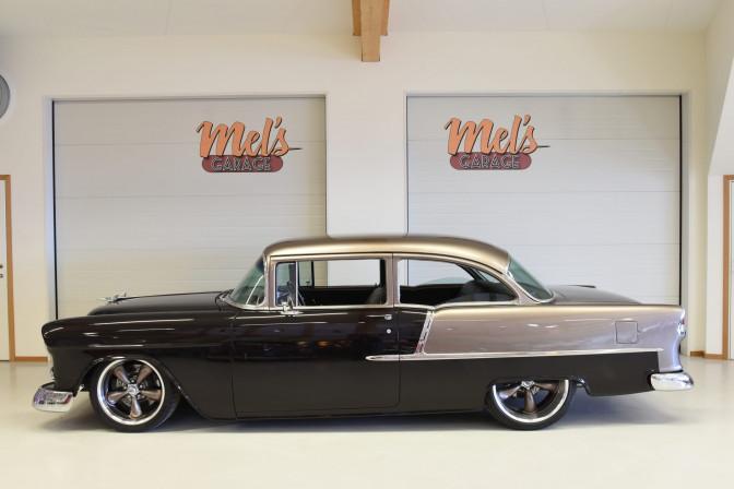 TILL SALU: Chevrolet 210 2-dr Sedan 1955