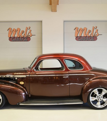SÅLD! Chevrolet Special De Luxe Coupe 1940