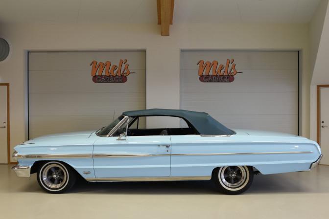 TILL SALU: Ford Galaxie 500 Convertible 1964.