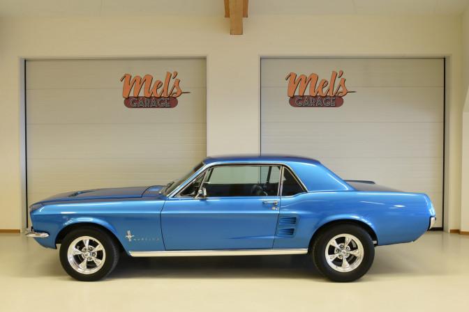 SÅLD! Ford Mustang HT 1967