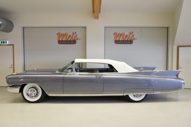 TILL SALU: Cadillac Eldorado Biarritz 1960