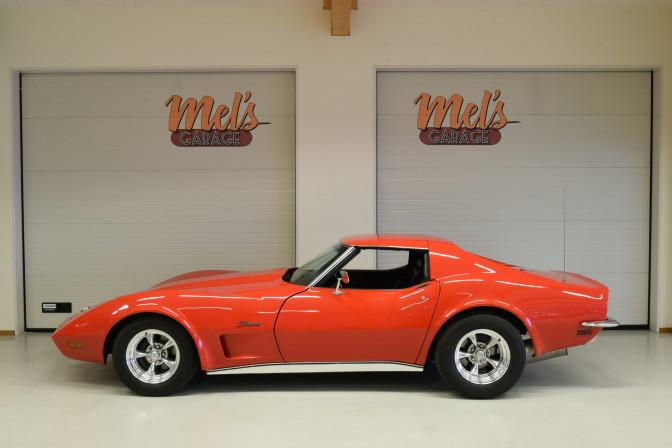 SÅLD! Chevrolet Corvette Stingray C3 T-Top 1973