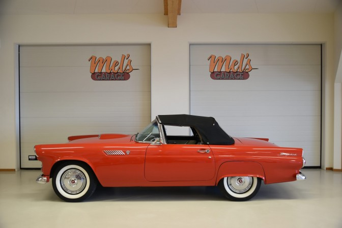 SÅLD! Ford Thunderbird Convertible 1955