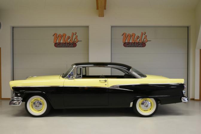 SÅLD! Ford Customline Victoria 2-dr HT 1956
