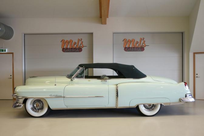 TILL SALU: Cadillac Series 62 Convertible 1953