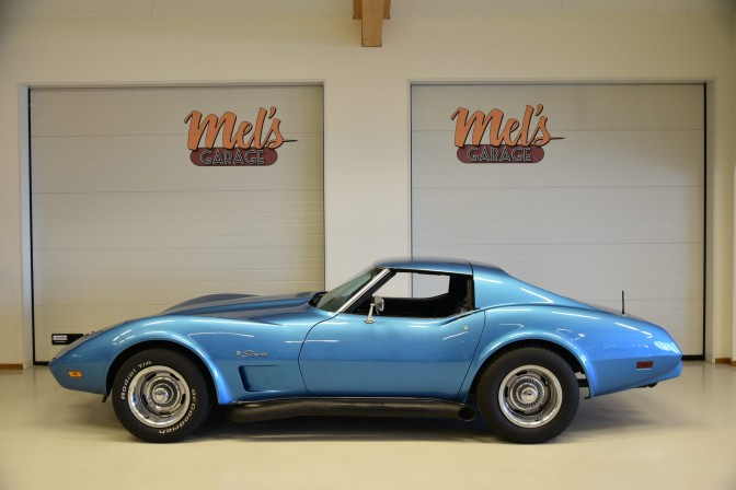 SÅLD! Chevrolet Corvette Stingray T-top C3 1975