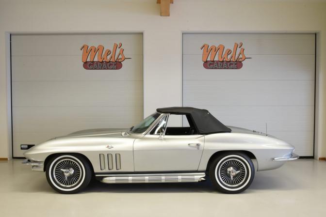 TILL SALU: Chevrolet Corvette Stingray Convertible C2 1965