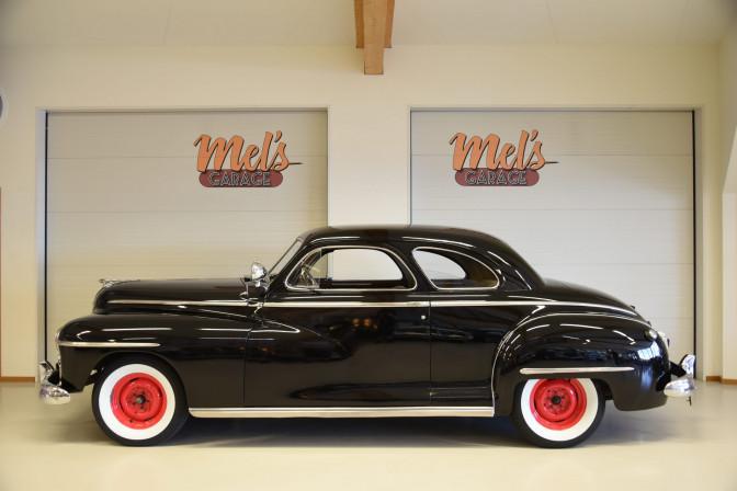 TILL SALU: Dodge Custom Club Coupe 1948