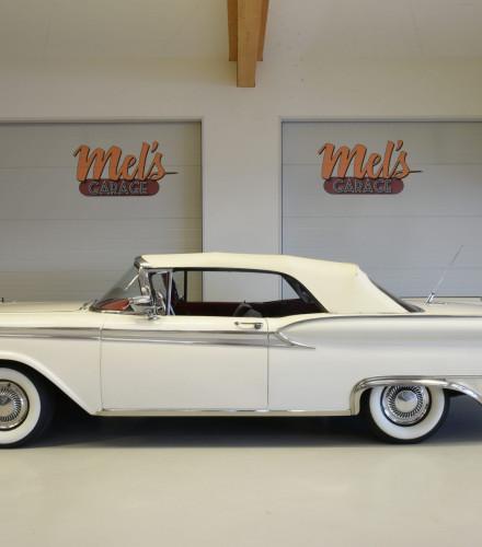 TILL SALU: Ford Galaxie Sunliner Cabriolet 1959