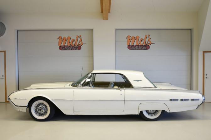 SÅLD! Ford Thunderbird Coupe 1962
