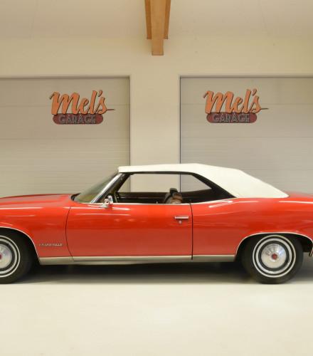 TILL SALU: Pontiac Grand Ville Convertible 1971