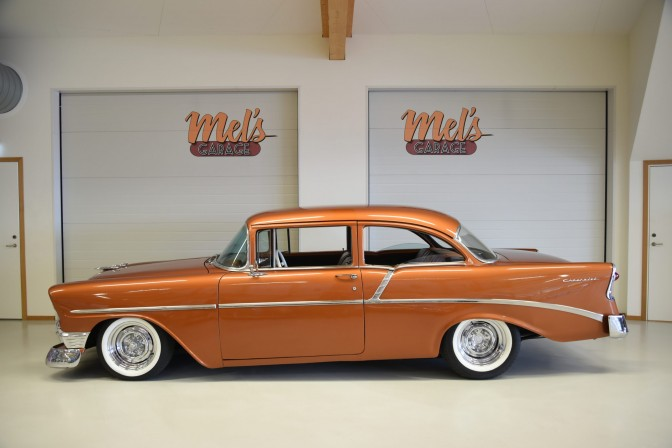 SÅLD! Chevrolet Two-Ten Del Ray 1956