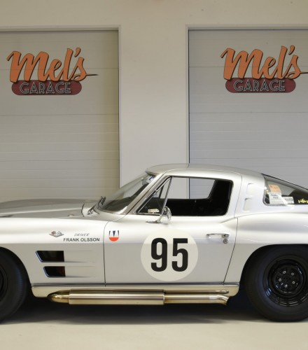 TILL SALU: Chevrolet Corvette C2 Sting Ray Split Window 1963