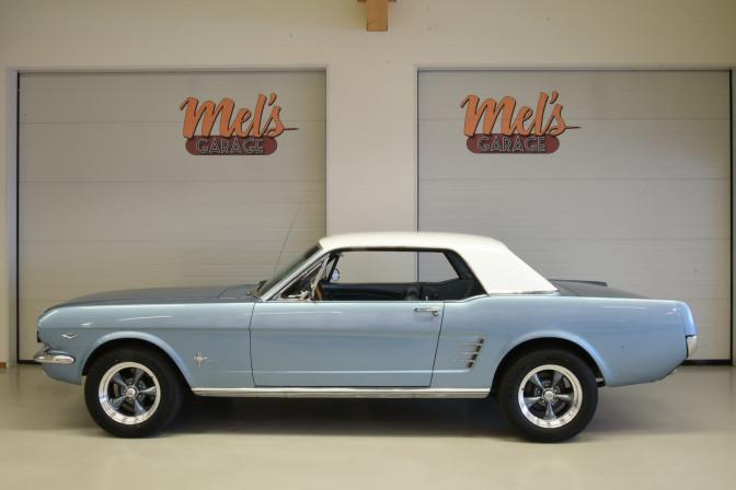 SÅLD! Ford Mustang HT 1966