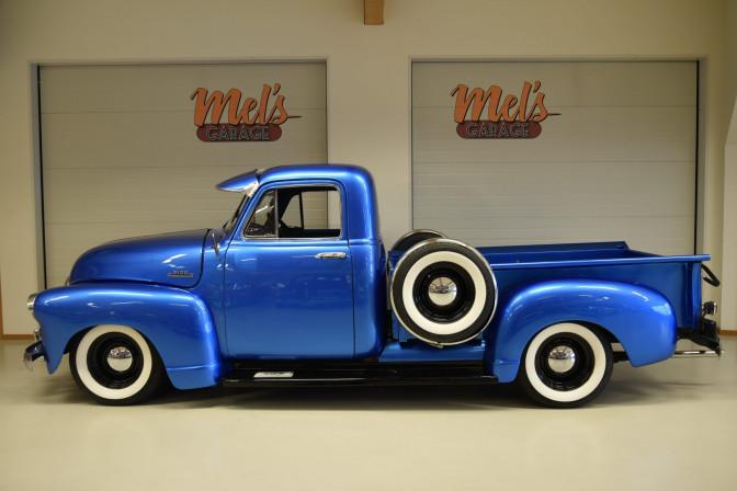 TILL SALU: GMC 3100 Pickup 1953.