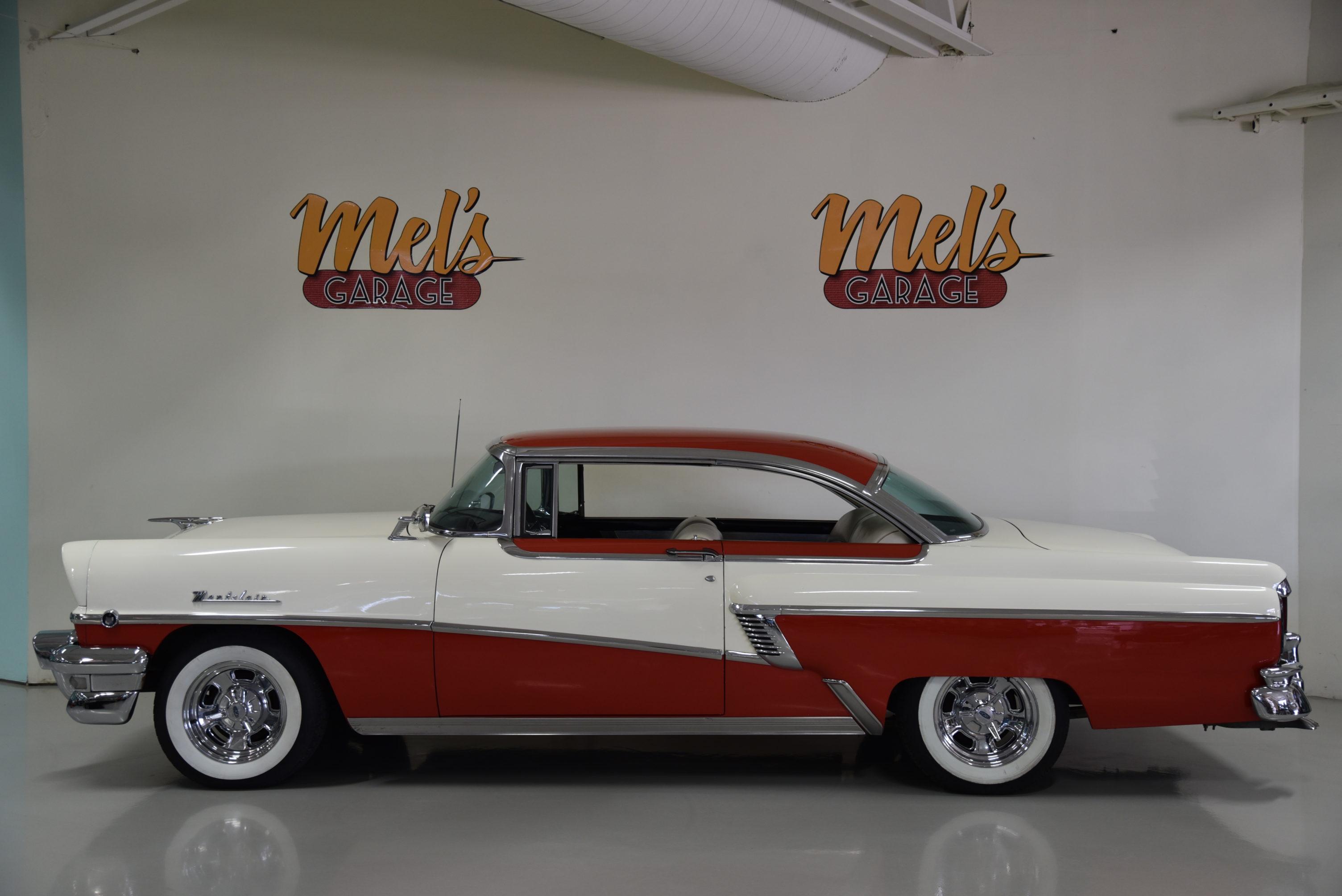 Mercury Montclair 2 Dr Ht Coupe 1956 S 197 Ld Mel S Garage